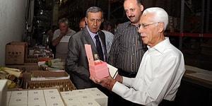 Eyüp Sabri Tuncer Kolonyalarının Sahibi Sabahattin Tuncer Hayatını Kaybetti
