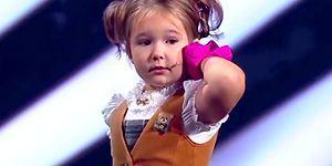 7 Dil Konuşabilen 4 Yaşındaki Çocuktan Ayakta Alkışlanacak Performans