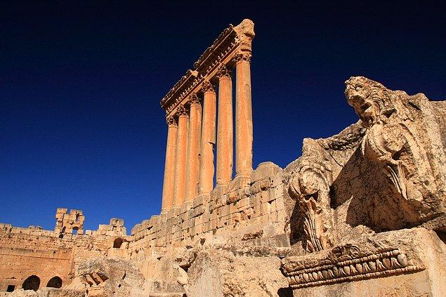 12. Jüpiter Tapınağı - Lübnan