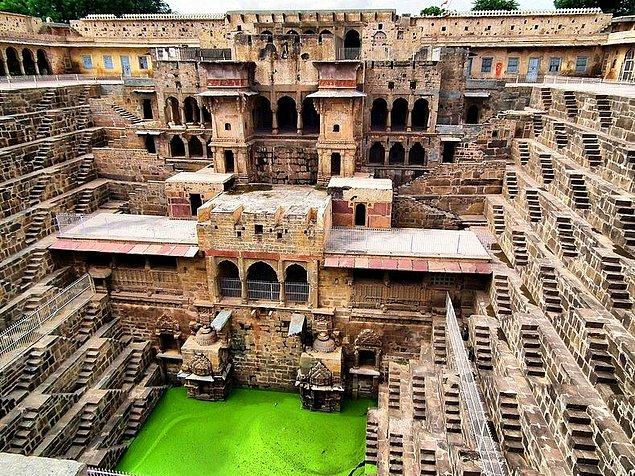 Chand Baori - Hindistan