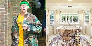 Ünlü Şarkıcı Justin Bieber'ın Kuzey Londra'da, Aylık 406.000 Liraya Kiraladığı Malikane!