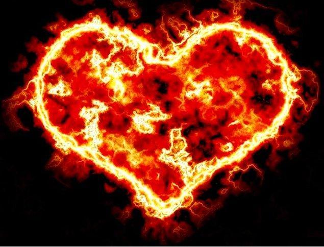 6. Kalp krizi riski artar.