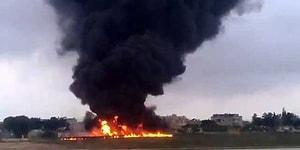 Malta'da Düşen Uçakta 'AB Yetkililerinin Olduğu' İddiası Yalanlandı
