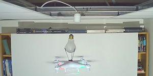 Dünyada Kaç Drone Ampul Değiştirebilir?