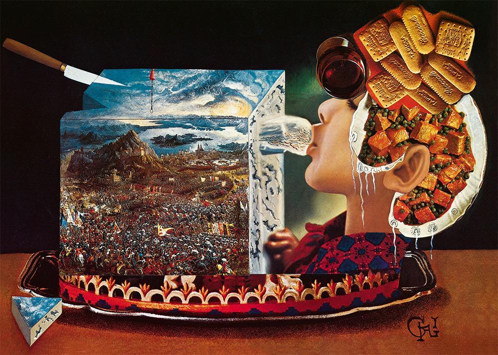Salvador Dali'nin Hiç Bilinmeyen Yönlerini Ortaya Çıkaran Gizemli Yemek Kitabı Yayımlandı!