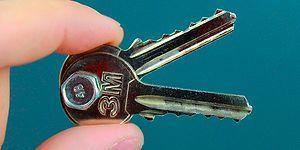 İki Adet Anahtar ile Farklı Kullanım Alanları Bulabileceğiniz 4 Taktik