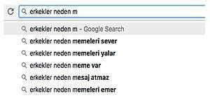 Türk Erkeğine Giriş 101: Google'a Türk Erkekleri Hakkında Sorulan 22 Neden
