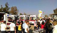 Antalya Ticaret ve Sanayi Odası'nın Otoparkında 'Sebebi Anlaşılamayan' Patlama: 10 Yaralı