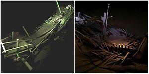 Karadeniz'de Müthiş Keşif: Osmanlı ve Bizans'tan Kalma Gemi Batıkları Bulundu