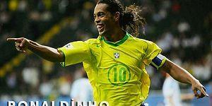 Giydikleri 10 Numaralı Formada İz Bırakan Futbol Tarihinin En Efsane 11 Oyuncusu