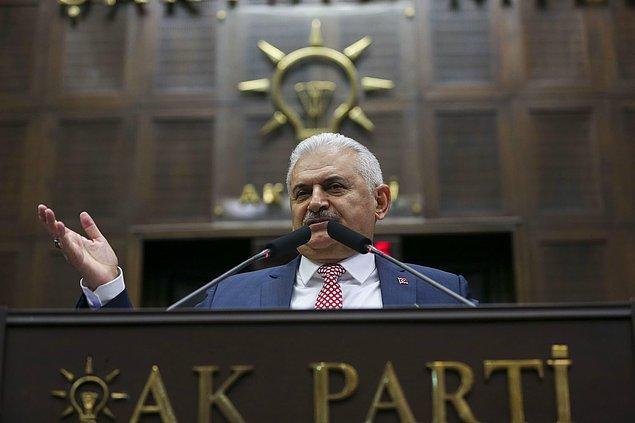 AKP'nin grup toplantısı yapılmadı