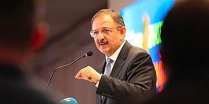 Çevre ve Şehircilik Bakanı: 'Rant Olmadan Hayat Olmaz'