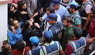 Diyarbakır'da Kışanak Protestosuna Müdahale: 25 Gözaltı