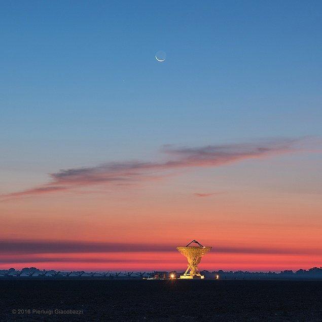 7. Ay, Merkür ve Alacakaranlık Radyosu