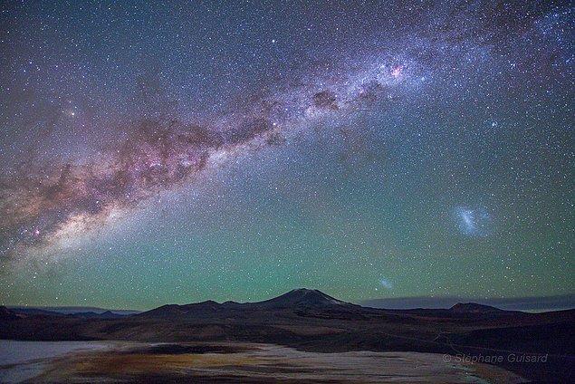 12. Altiplano Platosundan Galaksiler