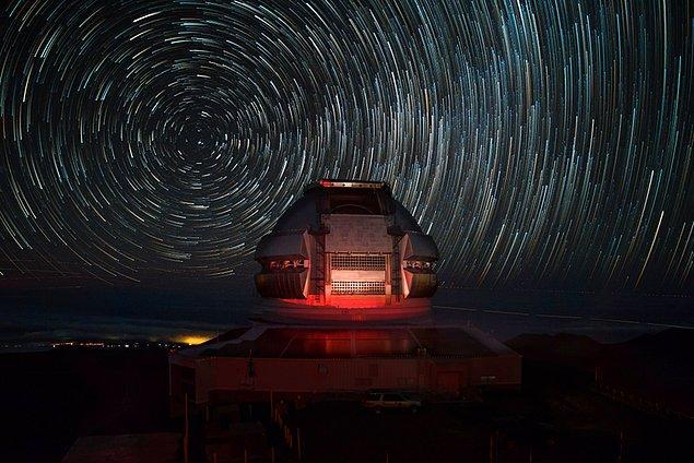 14. Gemini Kuzey Teleskobu