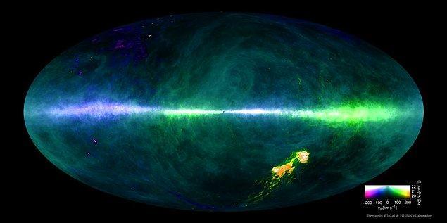 22. HI4PI: Hidrojen Gökyüzü