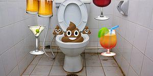 Alkollü Bir Akşamın Ardından Tuvalette Yaşanan 'Zorlukların' Sebebini Bilim Açıklıyor!