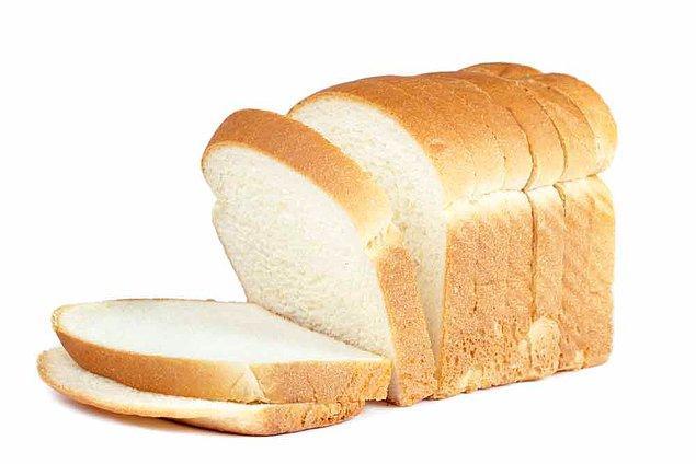 Öncelikle ekmek konusundan başlayalım anlatmaya.