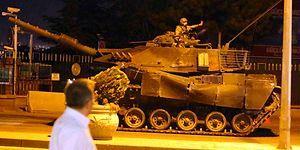 Darbeyi MİT'ten Önce Bildiren Enişte, Darbe Komisyonu'na Gitmiyor: 'Sadece Tank Gördüm, Bilgim Yok'