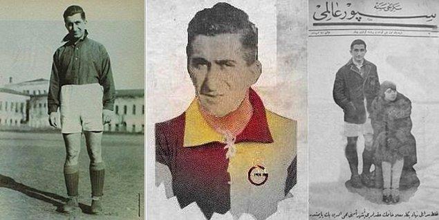 Galatasaray'ın aslan simgesi, 1902 doğumlu Nihat Asım Bekdik'ten gelir.
