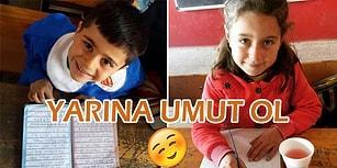 Bir Çocuğun Yüzündeki Küçük Tebessüme Katkı Sağlamak İçin Yola Çıkan Proje: Yarına Umut Ol