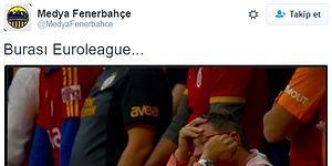 Euroleague'de, Galatasaray'ın Kendi Evinde Fenerbahçe'ye Kaybetmesini Yorumsuz Bırakmayan 16 Kişi