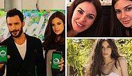 Defne Samyeli'nin Podyumlardan Ekranlara Transfer Olan Güzeller Güzeli Kızı Deren Talu