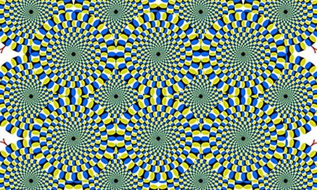 9. Bu görsel hareket ediyor mu?