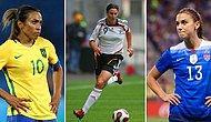 'Futbol Erkek Oyunudur' Lafını Tedavülden Kaldıran 10 Başarılı Kadın Futbolcu