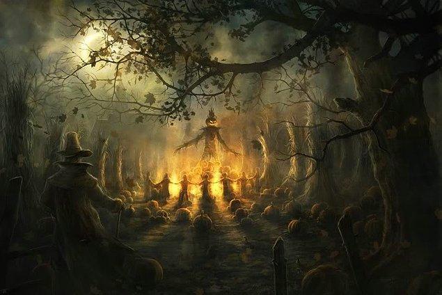 Ölülerin varlığının, çetin geçecek kışa dair kehanetler için faydalı olacağı düşünülüyordu.
