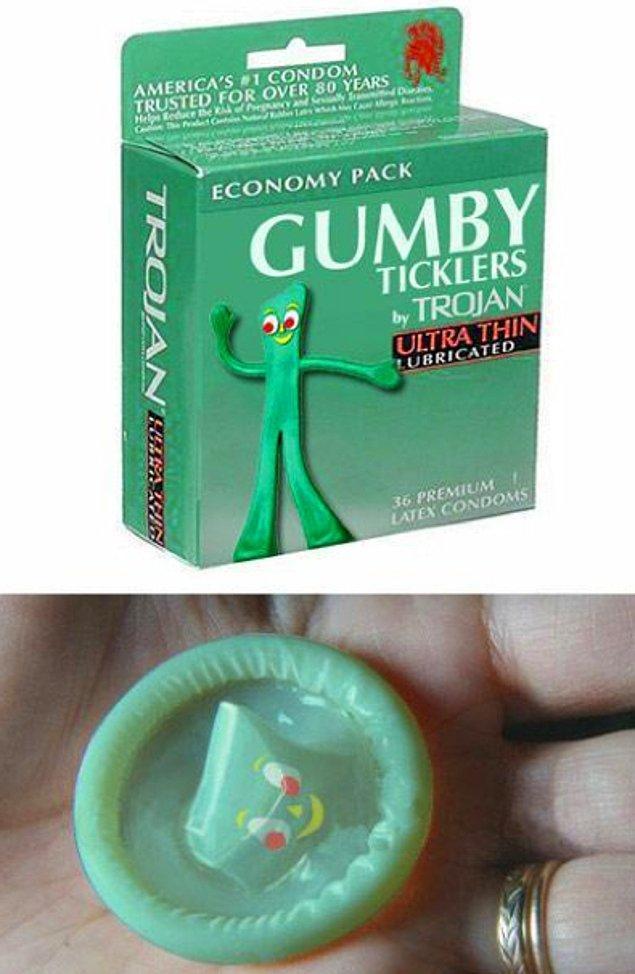 17. Prezervatif var, prezervatif var...