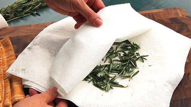 2. Taze otlarınız iki parça boyun büktüler diye hemen gözden çıkarmayın!