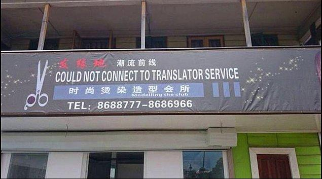 """5. """"Çeviri servisine bağlanamadık."""""""
