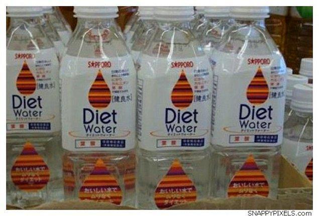 19. Su içsem yarıyor diyenlere gelsin.