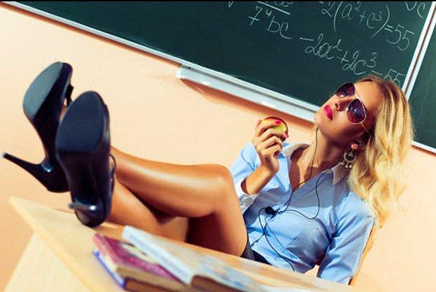 4. Öğretmen