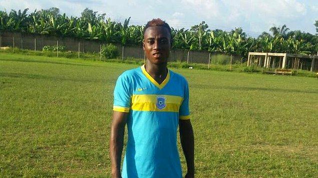 25. Samuel Atta Mensah