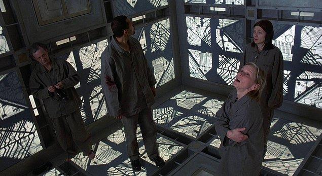 4. Küp / Cube (1997)