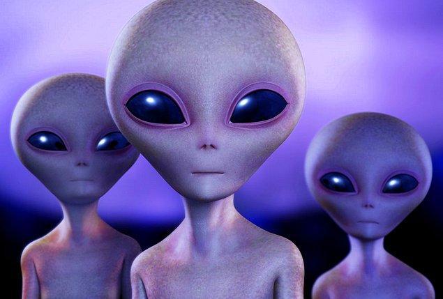 %75 uzaylı %25 insansın!