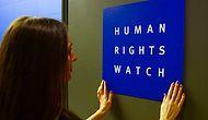 Adalet ve İçişleri Bakanlıklarından İnsan Hakları İzleme Örgütü'nün Raporuna Tepki