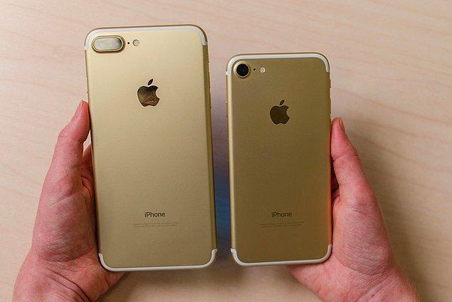 iPhone 7 sahibi olmak için isminizi değiştirir miydiniz?