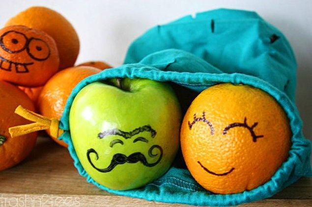 9. Meyve bıçaklarınız hazır mı? Öyleyse başlayalım dopamin salgılamaya!