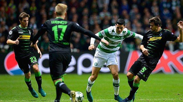 Maç öncesinde bunlar yaşanırken yeşil sahadan ise taraflar 1-1'lik beraberlikle ayrıldı. Geçen hafta oynanan maçı Celtic evinde 2-0 kaybetmişti.