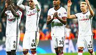 Kartal Namağlup Devam Ediyor | Beşiktaş 1-1 Napoli