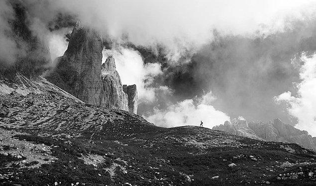9. Dolomite Vadisi, İtalya