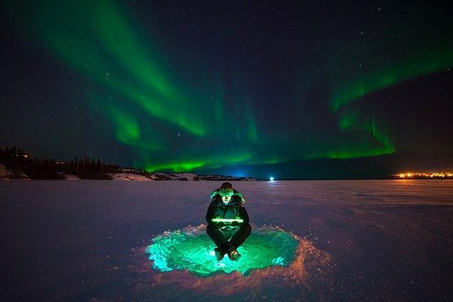 29. Great Slave Gölü, Kuzeybatı Kanada
