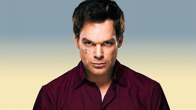 Dexter Morgan!