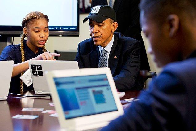Obama geçen sene Milky Way-2'den 20 kat daha hızlı bir süper bilgisayar ürettiklerini açıklamıştı.
