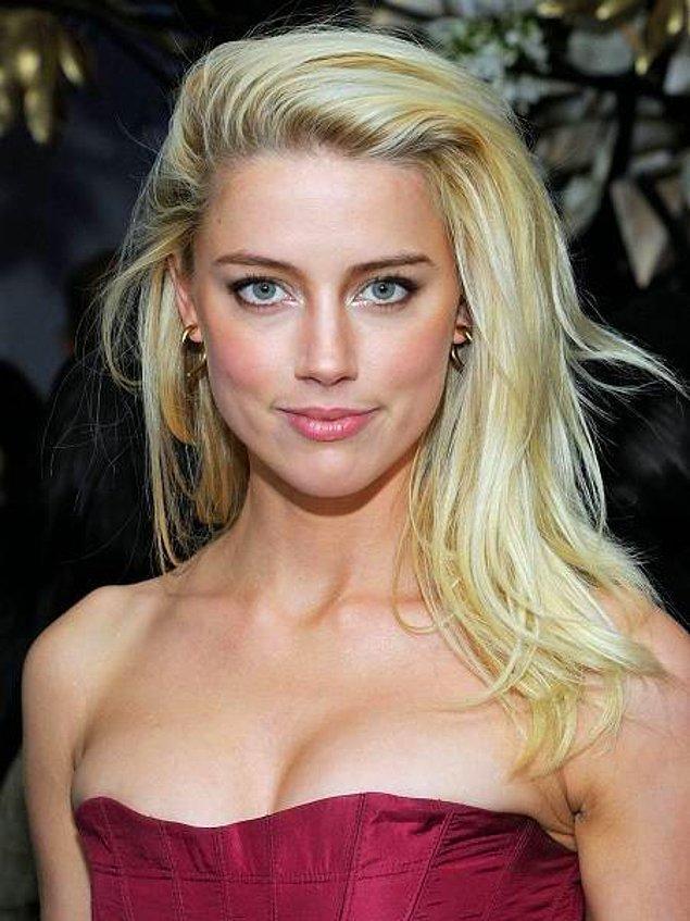 Amber Heard!