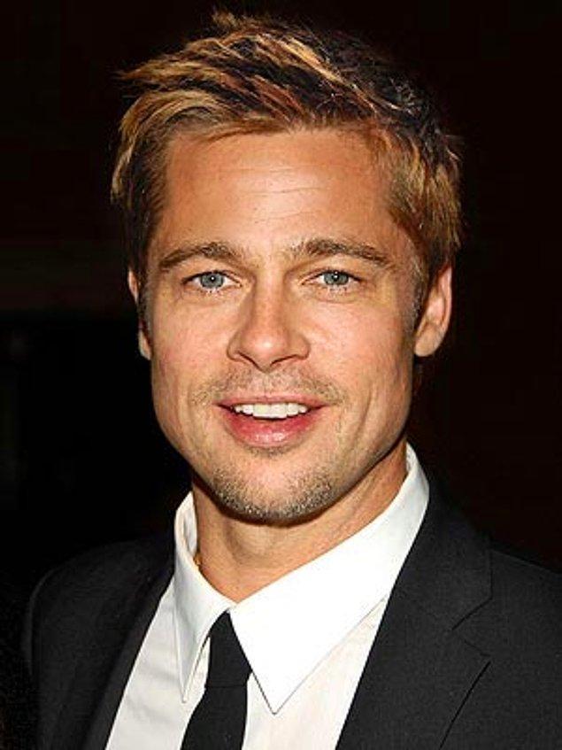 Brad Pitt!
